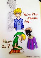 Drowned Memories - BEN Drowned by ImMoonwalker