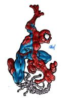 jams spiderman by jamce