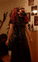 me as Cybergoth by Andorian
