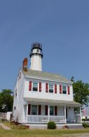 Fenwick Island Lighthouse by GlassHouse-1