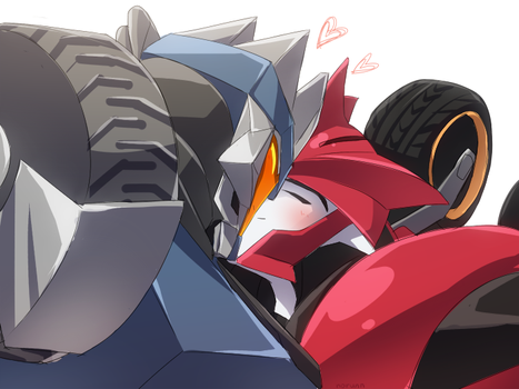 TFP:kiss by norunn8931