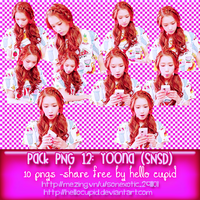 PNG Pack #12: Yoona (SNSD)- By Hello Cupid by HelloCupid