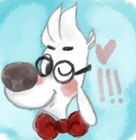 Mister Peabody by chiproo