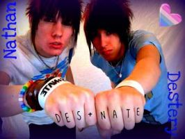 Destery and Nathan Edit by tnbutterfly456