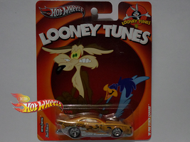 POP CULTURE LOONEY TUNES SERIES COYOTE '70 by idhotwheels
