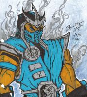 Sub Zero by jamed913