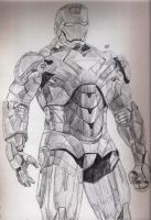 Iron Man, Mark VI by dtor91