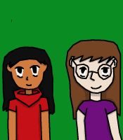 Minny And Lou request by littleauthor12