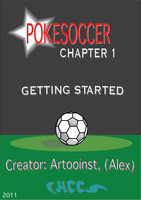Pokesoccer Chapter 1 Cover by Artooinst