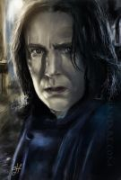 It All Ends - Severus Snape by SkarValidus