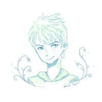 Jack Frost (again) by The-Espee