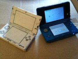 3DS and Replica: Open by Xero-J