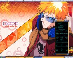 Bleach 6 Desktop Screenshot by zerwell