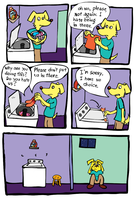 Washing Machine Problems by Scurrow