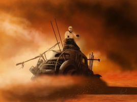 MadMax2015 by VerdRage