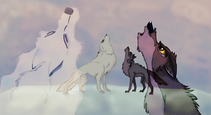 REUPLOAD: Heritage Of The Wolf by EmberWolfsArt
