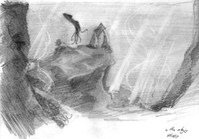 in the depths it gets lonely by Jyiis