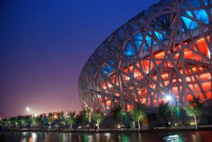 Bird's Nest Stadium by ahson