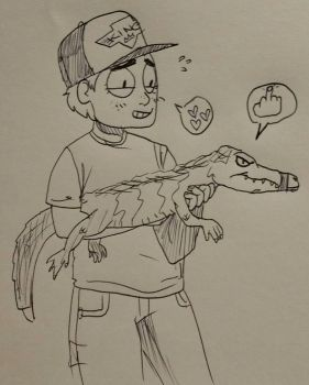 Learning to Handle an Alligator by Shpatoinkle