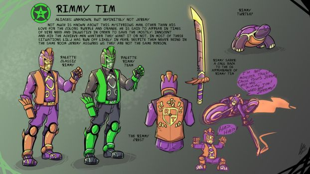 Achieve Concepts (Pt. 5 Rimmy Tim?) by Gallrith