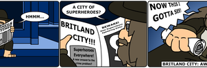 Britland City: Awww Yeah by HampoArgent