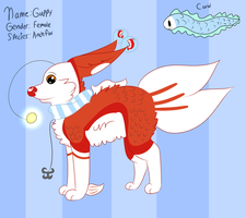 Guppy Reference Sheet by Schuffles