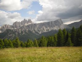 big moutains by Matzell