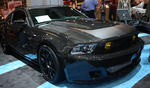 Ford Mustang 2011 by CynderxNero