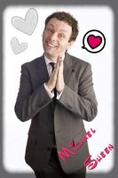 Michael Sheen by MadameNoble