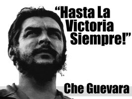 Che Guevara Wallpaper 2 by bboystickly