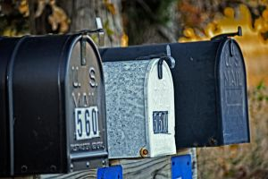 Rural Mailboxes by tracykenefick