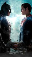 Batman v Superman: Dawn of Justice by JPGraphic