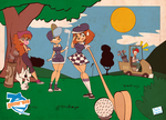 Learning Golf by Captain-Paulo
