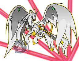 Arceus - War of Gods by ErinKarsath