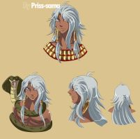 Magi OC::. Astennu - prototype by Priss-BloodEmpress