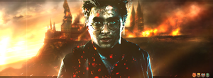 Harry Potter Cover by BerkayGraphic