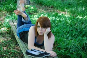 barefoot bench by angelsfalldown1
