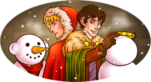 Merry Camelot by whimsycatcher
