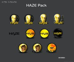 Haze Pack by 3xhumed