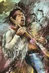 Jimi Hendrix, 1942-1970 by thefreshdoodle
