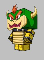 Bowser by danielcheo