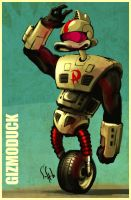 Gizmoduck by soft-h