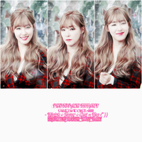 PHOTOPACK TIFFANY by HwangTaeSeoHyun
