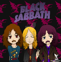 Children Of Occult (Black Sabbath) by TonySabbath666
