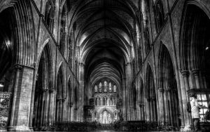 St Patricks Cathedral BW1 by TiKy2010