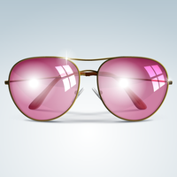 Icon Objects: Sun Glasses by pica-ae