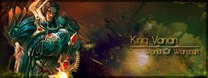 King Varian by meda10