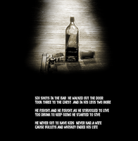Bullets and Whiskey by TheDoodMan