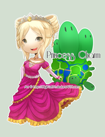 - - - Princess Charm - - - by DigiKat04