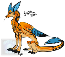 [Cash Adopt] Eastern Dragon [SOLD] by Linkaton